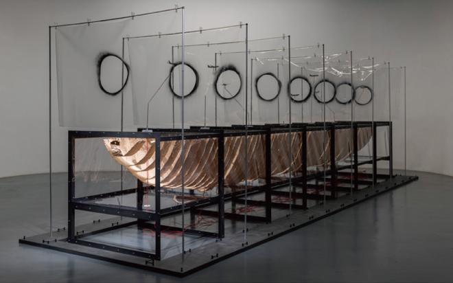 デザイン学部 西本剛己教授が現代美術の個展開催 <NEOLOGISM 21714-21743>